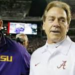 Why Alabama and LSU will both make the College Football Playoff in 2016