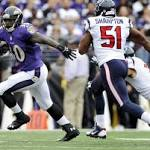 Don Banks: Ravens turn back the clock in win over Texans
