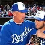 Royals name Hall of Famer George Brett interim hitting coach