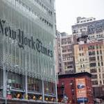 Lawsuit Accuses New York Times Of Ageist, Racist And Sexist Hiring Practices