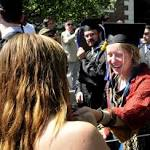 Colby College graduates told they are the ones to re-tell the world's story
