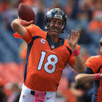 Peyton Manning named SI Sportsman of the Year