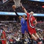 Thunder miss 24 consecutive shots, lose to Wizards 120-98