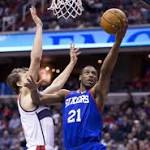 Beal leads Wizards to 107-99 win over Sixers