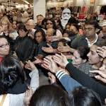 Retailers expecting a days-long and profitable Black Friday