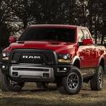 Ram unveils Rebel pickup