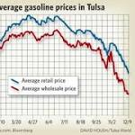 John Stancavage: Tulsa-OKC gas price disparity continues