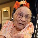 The world's oldest person is now this 116-year-old Arkansas woman