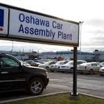 Oshawa's GM pain could spread to London