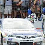 NASCAR Recap: This Week's Circle Track News
