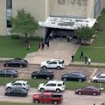 Dallas student accidentally shoots himself at high school