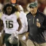 Art Briles: Committee ties 'an issue'