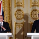 Russia warns UK against arming Syrian rebels