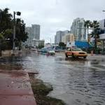 Study: Sea levels drive up flooding