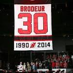 WATCH: Best moments from Martin Brodeur's jersey retirement ceremony