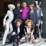 Cats Press Launch Prowls Into The London Palladium