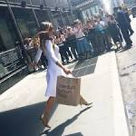 Sarah Jessica Parker sparked Sex And The City frenzy - but she's just selling ...
