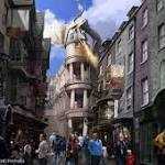 Universal's new Diagon Alley adds serious magic to Harry Potter attractions