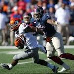 Oklahoma State at Kansas: Cowboys pulling away from Jayhawks in second half