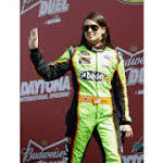 Danica returns to Daytona seeking better finish