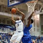 SMU wins 2nd game in 2 days, 73-49 over Hofstra