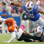 Bengals beat Bills 27-24 on Nugent's OT field goal