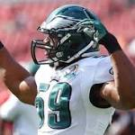 Eagles extend LB DeMeco Ryans; eye WR Mils Austin