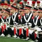 Ohio State under shadow again, this time with band