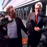 Jeremy Paxman gets grilled by Channel 4's Michael Crick as he prepares for ...