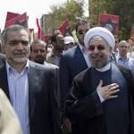Iran's Ahmadinejad steps aside, divisive to the end