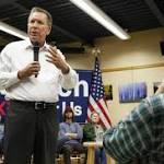Independents could boost Kasich in New Hampshire