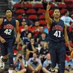 Team USA Players Still Committed To Remain In Contention For The Team