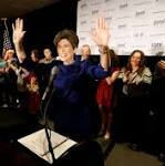 Joni Ernst's Senate victory makes her first woman to represent Iowa in Congress