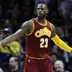LeBron to Sit out Against Rockets, Resting for Playoffs