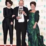 Veteran director Mike Leigh delighted to receive BAFTA Fellowship