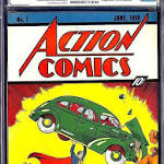 ACTION COMICS #1 Breaks New Record; Near-Mint Copy Sells For $3.2 Million