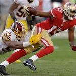 49ers back in same spot as when Crabtree arrived in 2009