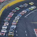 The Latest: Busch makes move to front at Coca-Cola 600