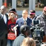 Parents of Michael Brown file wrongful death suit