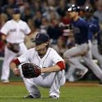 Red Sox Fall to Rays as Buchholz Wilts in the 8th