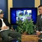 Stephen Colbert Interviews Eminem On 'Only In Monroe,' A Michigan Cable ...