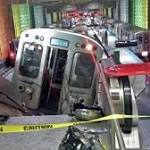 Emergency brake failed to stop Chicago train