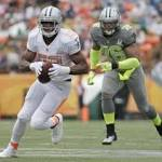 Team Rice defeats Team Sanders in NFL Pro Bowl