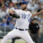 Yankees roughed up by Royals in 8-4 defeat