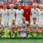 Five US women's soccer players file wage discrimination complaint