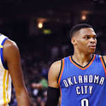 Russell Westbrook on Kevin Durant's return: 'Got to move forward'