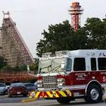Woman dies while riding Six Flags roller coaster