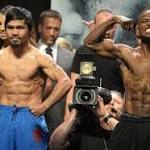 Shawn Porter picks Manny Pacquiao, Floyd Mayweather Jr. to win