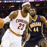Cleveland Cavaliers Cruise Past Indiana Pacers, 109-97