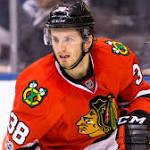 Blackhawks counting on rookies to step up